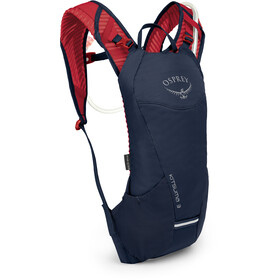 Osprey Kitsuma 3 Hydration Backpack Women blue mage